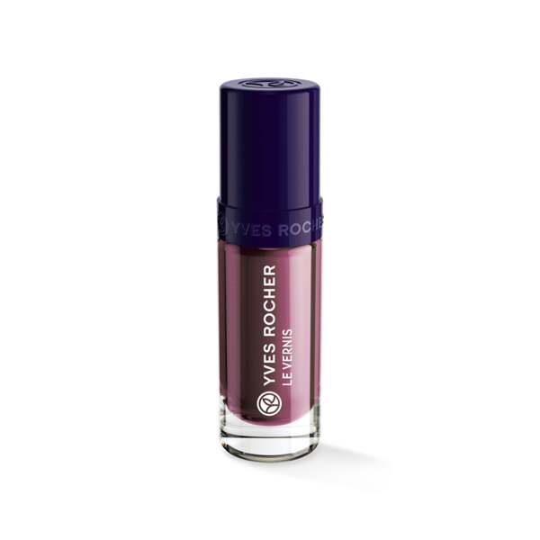 Vernis Couleur Végétale Rose hortensia, Expert make-up, Flacon 5 ml, Vernis à ongles, Ongles, Make-up