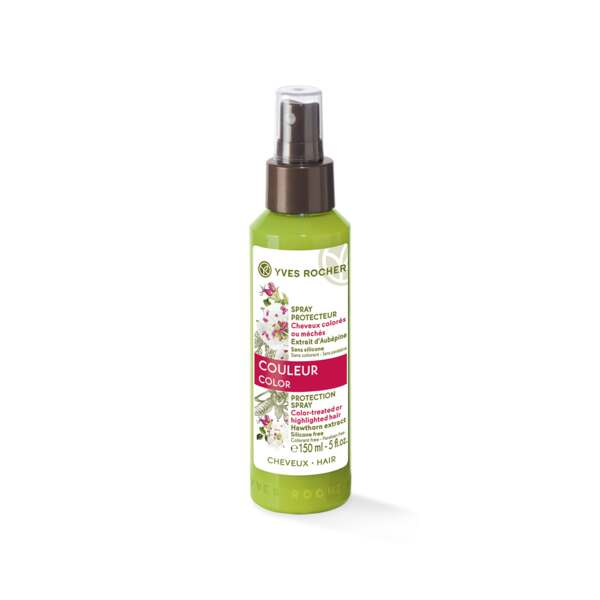Spray Protecteur, Flacon 150 ml, Cheveux colorés, Cheveux