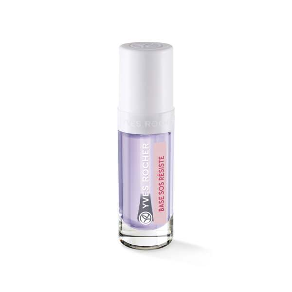Base Sos Résiste, Expert make-up, Flacon 5 ml, French manicure, Ongles, Make-up