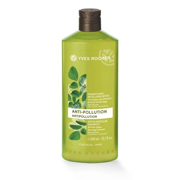 Shampooing micellaire detox