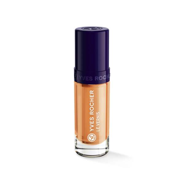 Vernis Couleur Végétale Melon, Expert make-up, Flacon 5 ml, Vernis à ongles, Ongles, Make-up
