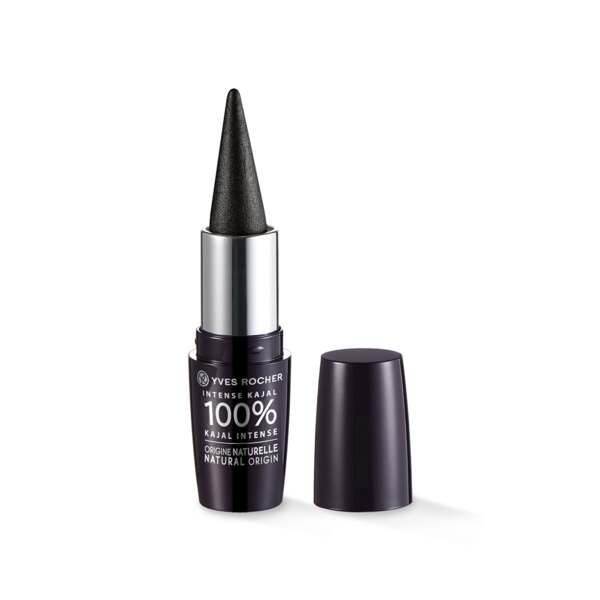 Kajal intense Noir carbone, Expert make-up, Stick 2,5 gr, Contour des yeux, Yeux, Make-up