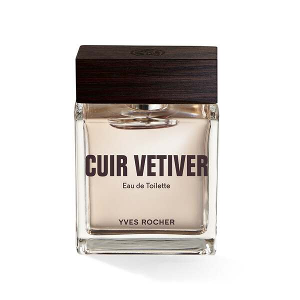 Cuir Vetiver - Eau de Toilette 50 ml, Cuir Vétiver, Flacon 50 ml, , Parfums, Hommes