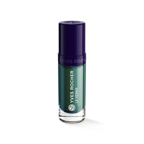 Vernis Couleur Végétale Eucalyptus, Expert make-up, Flacon 5 ml, Vernis à ongles, Ongles, Make-up