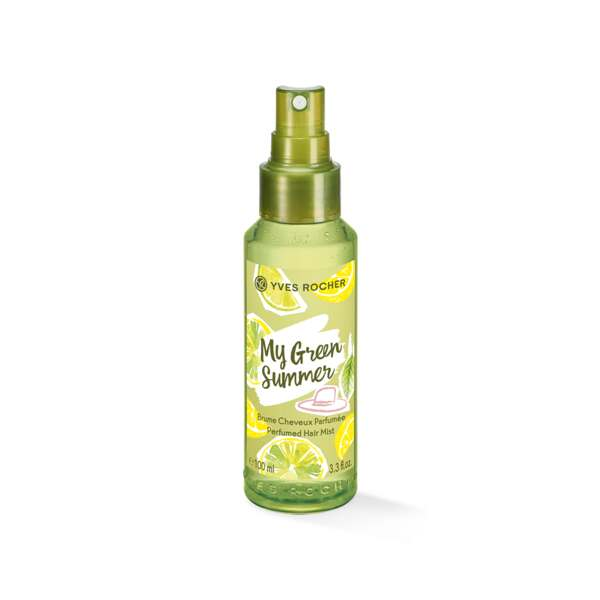 Brume Cheveux Parfumée - My Green Summer