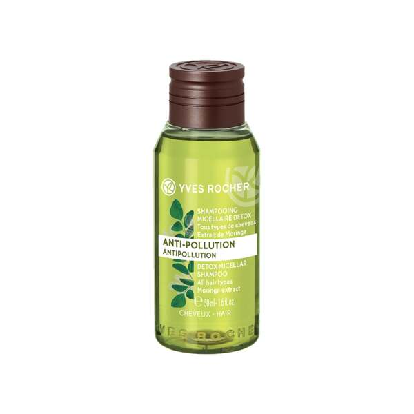 Mini Shampooing anti-pollution - micellaire détox