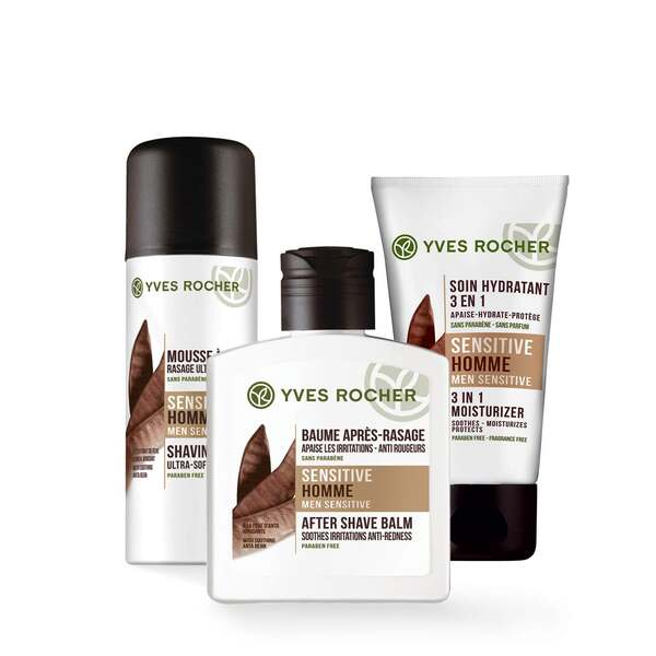Yves Rocher Homme: Routine pour homme