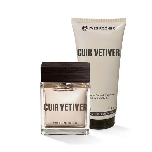 Set Cuir Vetiver